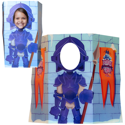 Vacation Bible School (Vbs) 2020 Knights of North Castle Tabletop Knight Photo Prop: Quest for the King's Armor