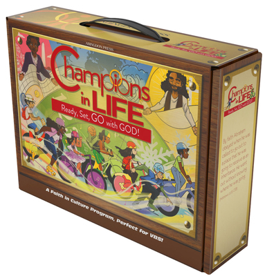 Vacation Bible School (Vbs) 2020 Champions in Life Starter Kit: Ready, Set, Go with God!