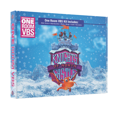 Vacation Bible School (Vbs) 2020 Knights of North Castle One Room Vbs Kit: Quest for the King's Armor