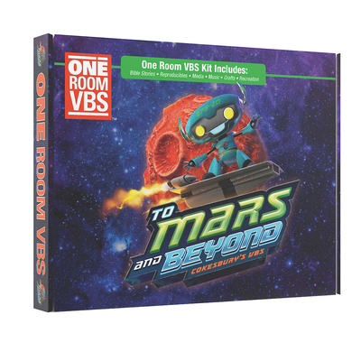 Vacation Bible School (Vbs) to Mars and Beyond One Room Vbs Kit: Explore Where God's Power Can Take You!