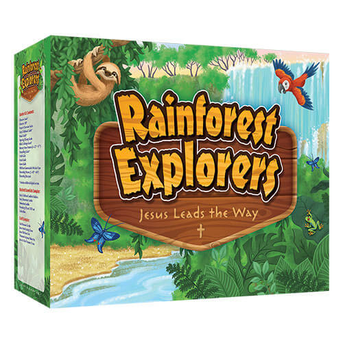 Rainforest Exploration