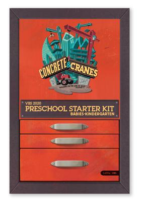 Vbs 2020 Preschool Starter Kit: Babies-Kindergarten