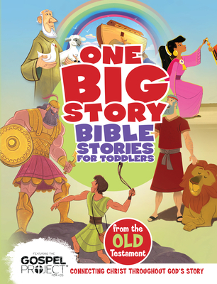 Bible Stories for Toddlers from the Old Testament