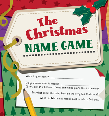 The Christmas Name Game: Pack of 25