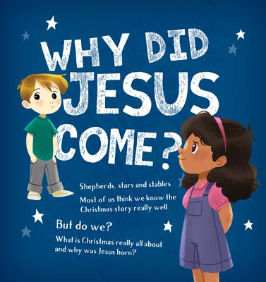 "Why Did Jesus"""