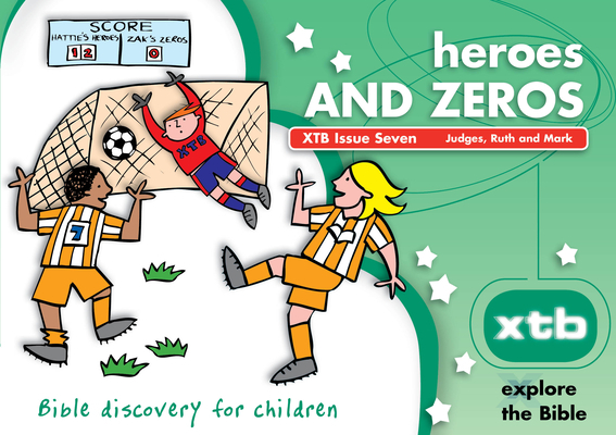Xtb 7: Heroes & Zeros, 7: Bible Discovery for Children