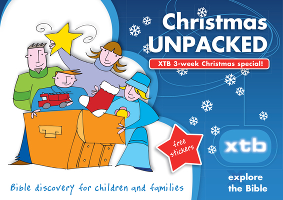 Xtb: Christmas Unpacked: Bible Discovery for Children and Families