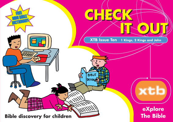 Xtb 10: Check It Out, 10: Bible Discovery for Children