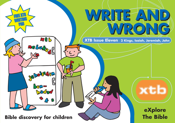 Xtb 11: Write and Wrong, 11: Bible Discovery for Children
