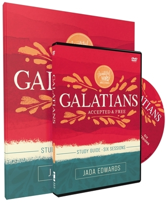 Galatians Study Guide with DVD: Liberating Acceptance