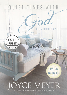 Quiet Times with God Devotional: 365 Daily Inspirations