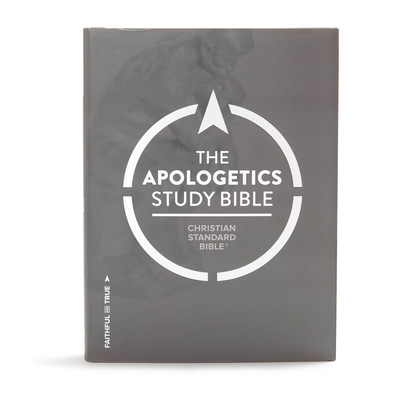 CSB Apologetics Study Bible, Hardcover, Indexed