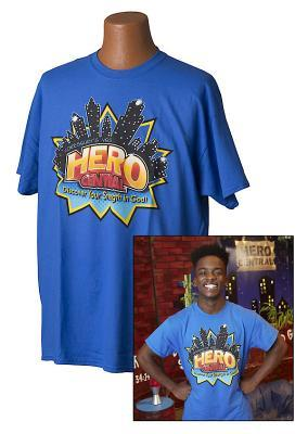 Vacation Bible School Vbs Hero Central Leader T-Shirt Size XXL