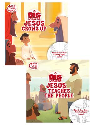 Jesus Grows Up/Jesus Teaches the People