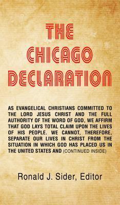 The Chicago Declaration
