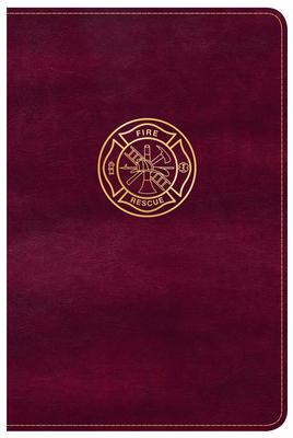 CSB Firefighter's Bible