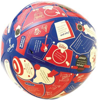 Throw & Tell(r) Ice-Breakers Ball
