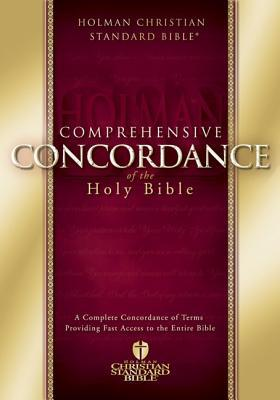 HCSB Comprehensive Concordance