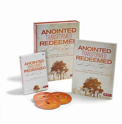 Anointed, Transformed, Redeemed - Leader Kit: A Study of David
