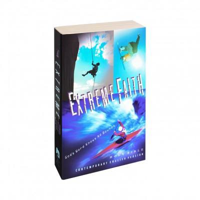 Extreme Faith Youth Bible-CEV