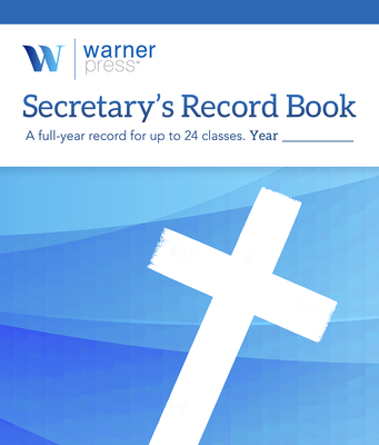Secretary's Record Book