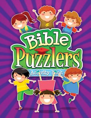 Bible Puzzlers: Activity Book