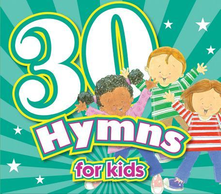 30 Hymns for Kids CD