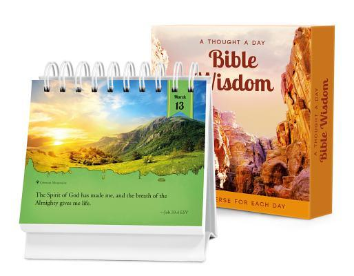 A Thought a Day Bible Wisdom