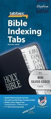 Bible Tab-Protestant Mini/E