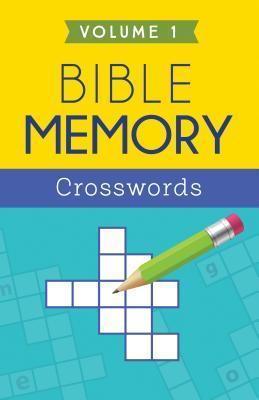Bible Memory Crosswords, Volume 1