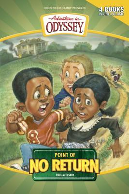 Adventures in Odyssey Books