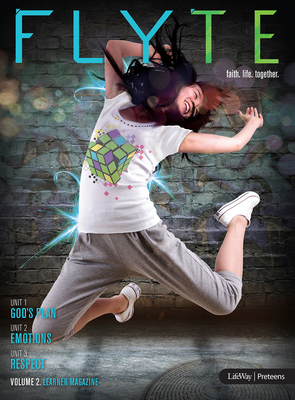Flyte: Faith. Life. Together. Volume 2 - Learner Magazine