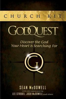 Godquest Church Kit: Discover the God Your Heart Is Searching for