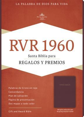 Biblia Para Regalos y Premios-Rvr 1960