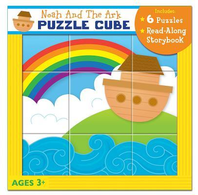 Noah's Ark Story Puzzle Cube