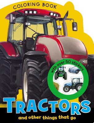 Tractors [With Sticker(s)]