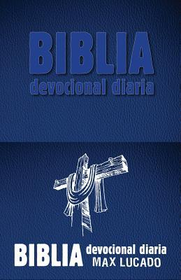 Biblia Devocional Diaria - Azul