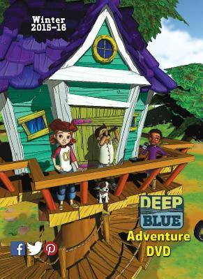 Deep Blue Adventure DVD Winter 2015-16: Ages 3-10