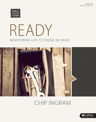 Bible Studies for Life: Ready - Leader Kit: Ministering to Those in Crisis
