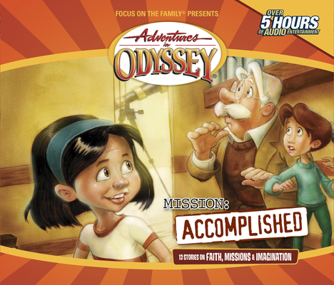 Mission: Accomplished: Terrific Tales, Mysterious Missions