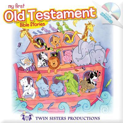 My First Old Testament Bible Stories [With CD (Audio)]