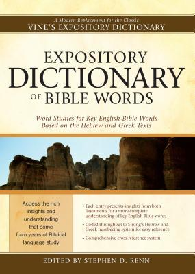 Expository Dictionary of Bible Words
