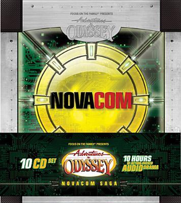 Novacom Saga: 10 Hours of Action-Packed Audio Drama