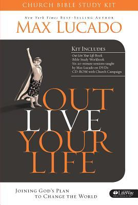 Outlive Your Life - Church Bible Study Kit