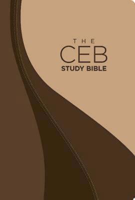 Study Bible-Ceb