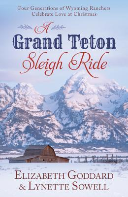 Grand Teton Sleigh Ride: Four Generations of Wyoming Ranchers Celebrate Love at Christmas