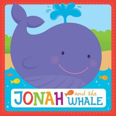 Jonah and the Whale Christian Padded Board Book