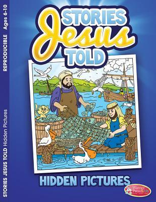 Stories Jesus Told 6pk: Hidden Pictures