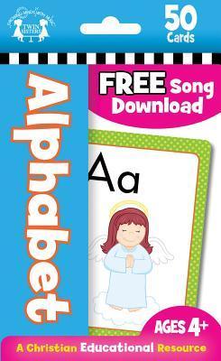 Alphabet Christian 50-Count Flash Cards