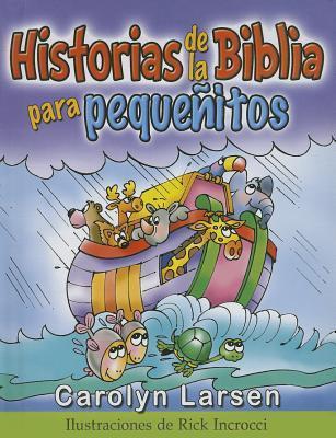 Historias de La Biblia Para Pequeitos